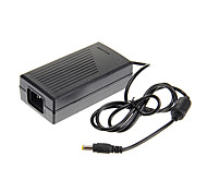 cheap -EU Plug DC 12V to AC110-240V 5A 60W LED Power Adapter