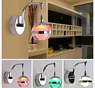 abordables -Moderno / Contemporáneo Lámparas de pared Luz de pared 90-240V 3W