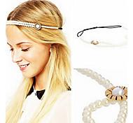 shixin® цветка способа форма перлы эластичный головной ремень (1 шт)