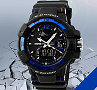 cheap -SKMEI Men's Digital Watch Wrist watch Quartz Digital Japanese Quartz Alarm Calendar / date / day Chronograph Water Resistant / Water