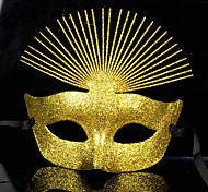 Недорогие -Карнавал Маски Универсальные Хэллоуин Карнавал Новый год Фестиваль / праздник Костюмы на Хэллоуин Однотонный