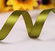 Недорогие -Стильная, декоративная атласная лента, 1/2 дюймов, 50 метров в рулоне (больше цветов)