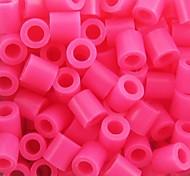Недорогие -около 500 шт / мешок 5мм вырос предохранителей бусины Hama бисер DIY головоломки материала ЭВА Сафти для детей ремесла