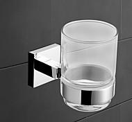 abordables -Soporte para Cepillo de Dientes Alta calidad Moderno Latón 1 pieza - Baño del hotel