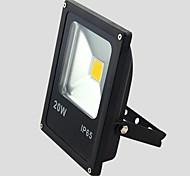 Недорогие -20w HighQuality IP65 водонепроницаемый привело прожектор открытый