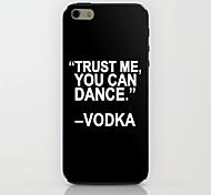 padrão de confiança caso difícil para 6s iPhone 6 Plus