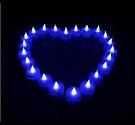 Недорогие -Coway 1шт привело Буле свеча в форме света Партии питания свадебные украшения