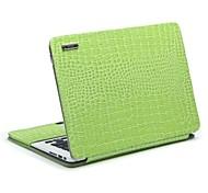 """Недорогие -11,6 """"13,3"""" излучающих крокодиловой кожи защитный рукав кронштейн для MacBook Air"""