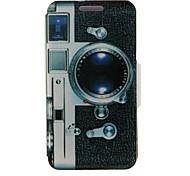 Недорогие -Kinston модели камеры пу кожаный чехол для Iphone 7 7 плюс 6с 6 плюс 5 секунд как таковые 5с 5 4s 4