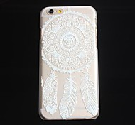 Folk Style  Painting  Hard Back Cover Case for iPhone 6 iPhone Cases
