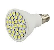 Недорогие -2 Вт. 450-500 lm E14 Точечное LED освещение 30 светодиоды SMD 5050 Декоративная Тёплый белый Холодный белый AC 110-130 В DC 12V