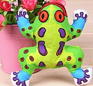 Dog Toy Pet Toys Chew Toy Squeaking Toy Squeak / Squeaking Frog Textile For Pets