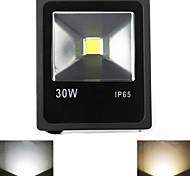 cheap -2100-2700 lm LED Floodlight 1 leds High Power LED Warm White Cold White AC 85-265V