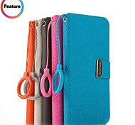 Promotion Seven Wei Series Phone Leather Cases for Samsung Premier I9260