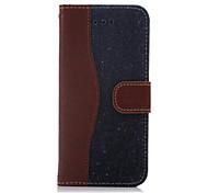 Für iPhone 8 iPhone 8 Plus iPhone 6 iPhone 6 Plus Hüllen Cover Kreditkartenfächer mit Halterung Flipbare Hülle Handyhülle für das ganze