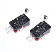 cheap -Micro Switch Off-on for Electronics DIY (2PCS)