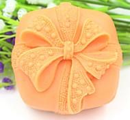 regalo en forma de fondant estilo chino pastel de chocolate molde de la torta del molde, herramienta de la hornada