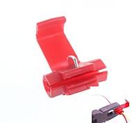 Быстрый сращивания провод разъема жгута проводов фиксатор / держатель (40шт)