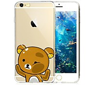 cheap -iPhone 6/6S compatible Novelty/Cartoon/Special Design/Anime Other
