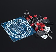 Electronic Wheel Of Fortune Kit / Fun Electronic Kits / Electronic Dice / DIY Electronic Production