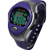 Children's Multifunction Sporty Digital Silicone Band Wrist Watch(Assorted Colors) Cool Watches Unique Watches