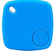 abordables -Bluetooth Tracker El plastico Autodisparador Buscador de Llaves Pet Anti Lost Buscador de Llaves Smart Anti-Lost Controlador del