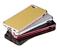 Недорогие -Профицит wind®luxury высокое качество металлического алюминия из углеродного волокна материал Чехол для Iphone 6 плюс (разных цветов)