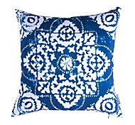 "cheap -Modern 18"" Square Ikat Pillow Cover/Pillow With Insert"