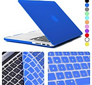"cheap -Enkay Case for Macbook Pro 13.3"" with Retina display Solid Color Plastic Material Protective Keyboard Film and Case"