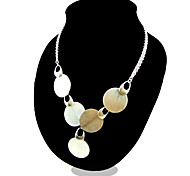 Women's Pendant Necklaces Silver Sterling Silver Fashion Costume Jewelry Jewelry For Party Casual