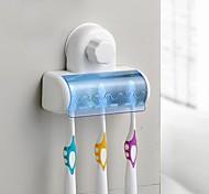 Недорогие -Гаджет для ванной Современный пластик ПВХ 1 ед. - Ванная комната Зубная щетка и аксессуары
