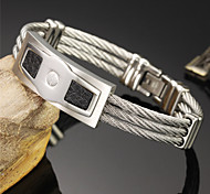 cheap -Super Cool Male Hand Catenary of Fine Steel Personality is Made of High-quality  Bracelet