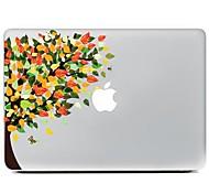 Недорогие -дерево дизайн декоративные наклейки кожи для MacBook Air / Pro / Pro с сетчатки дисплей