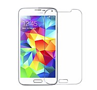 abordables -Protector de pantalla Samsung Galaxy para S5 Vidrio Templado Protector de Pantalla Frontal