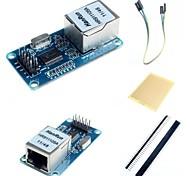 Недорогие -ENC28J60 Ethernet LAN модуль AVR / LPC / STM32 и аксессуары для Arduino