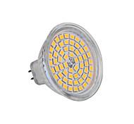 ywxlight® 5w gu5.3 (mr16) вел прожектор mr16 60 smd 2835 350-400 lm теплый белый холодный белый dc 12 v
