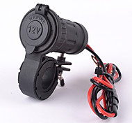 cheap -Motorcycle Car Waterproof Plug Socket Adapter 12V/24V