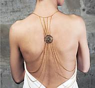 cheap -Women's Body Jewelry Body Chain Alloy Unique Design Fashion Jewelry Jewelry Party 1pc