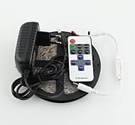 economico -Z®zdm 5m 300x3528 smd luce principale della striscia e 11key rf controller ed eu / us / uk 12v2a alimentazione elettrica