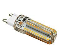 3.5 G9 LED лампы типа Корн T 104 светодиоды SMD 3014 Тёплый белый 300-350lm 2800-3200K AC 220-240V