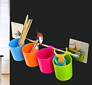 preiswerte -Küche Plastik Netze & Halter