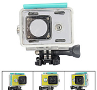 Waterproof Housing Case Waterproof For Action Camera Xiaomi Camera Hunting and Fishing Boating Kayaking Wakeboarding Diving & Snorkeling
