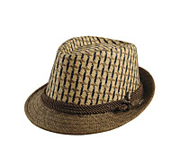 Мужские Плетеные изделия Заставка-Особые случаи На каждый день на открытом воздухе Шапки 1 шт.