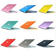 2 в 1 конфеты цвета мягкие прикосновения пластиковая крышка жесткий кейс& клавиатура чехол для MacBook Pro сетчатки остроумие 15 ''