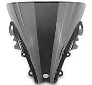 cheap -Motorcycle Windshield Wind Shield Screen Black for Yamaha R6 2006-2007