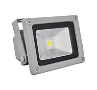 cheap -10W LED Floodlight Outdoor Lighting Garage/Carport Storage Room/Utility Room Hallway/Stairwell Cold White AC 85-265V
