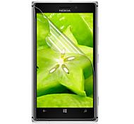 Недорогие -(3 шт) протектор экрана высокого разрешения для Nokia Lumia 925