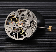cheap -Silver Manual Mechanical Watch Movement Fashion Watch Cool Watches Unique Watches