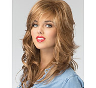 Elegant Long Synthetic  Wig Extensions Reasonable In Price