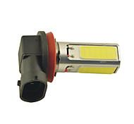 Carking™ H8/H11 15W 3*COB LED 600ML White Light Foglight Lamp(DC 12V)